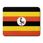 Flag_Uganda Small Mousepad