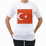 Flag_Turkey Women s T-Shirt