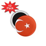 Flag_Turkey 1.75  Magnet (10 pack)
