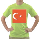 Flag_Turkey Green T-Shirt