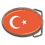 Flag_Turkey Belt Buckle