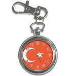 Flag_Turkey Key Chain Watch