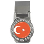 Flag_Turkey Money Clip (CZ)