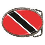 Flag_Trinidad & Tobago Belt Buckle