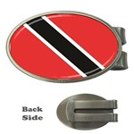 Flag_Trinidad & Tobago Money Clip (Oval)