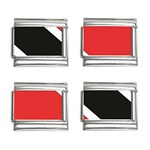 Flag_Trinidad & Tobago 9mm Italian Charm (4 pack)