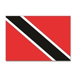 Flag_Trinidad & Tobago Sticker A4 (10 pack)