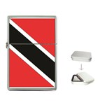 Flag_Trinidad & Tobago Flip Top Lighter