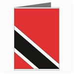 Flag_Trinidad & Tobago Greeting Cards (Pkg of 8)