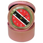 Flag_Trinidad & Tobago Jewelry Case Clock