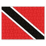 Flag_Trinidad & Tobago Jigsaw Puzzle (Rectangular)