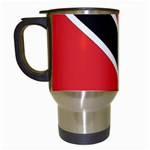 Flag_Trinidad & Tobago Travel Mug (White)