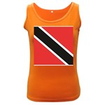 Flag_Trinidad & Tobago Women s Dark Tank Top