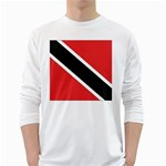 Flag_Trinidad & Tobago Long Sleeve T-Shirt