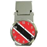 Flag_Trinidad & Tobago Money Clip Watch