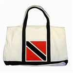 Flag_Trinidad & Tobago Two Tone Tote Bag