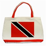 Flag_Trinidad & Tobago Classic Tote Bag (Red)