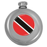 Flag_Trinidad & Tobago Hip Flask (5 oz)
