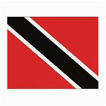Flag_Trinidad & Tobago Glasses Cloth (Small, Two Sides)
