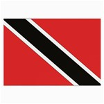 Flag_Trinidad & Tobago Glasses Cloth (Large, Two Sides)