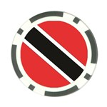 Flag_Trinidad & Tobago Poker Chip Card Guard