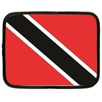 Flag_Trinidad & Tobago Netbook Case (Large)