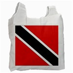 Flag_Trinidad & Tobago Recycle Bag (One Side)