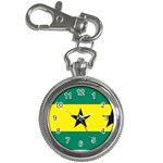 Flag_Sao Tome & Principe Key Chain Watch