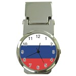 Flag_Russia Money Clip Watch