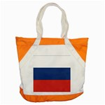 Flag_Russia Accent Tote Bag