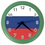 Flag_Russia Color Wall Clock