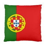 Flag_Portugal Cushion Case (Two Sides) from ArtsNow.com Front