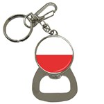 Flag_Poland Bottle Opener Key Chain