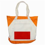 Flag_Poland Accent Tote Bag