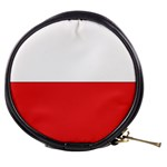 Flag_Poland Mini Makeup Bag