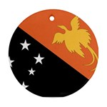 Flag_Papua New Guinea Ornament (Round)