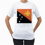 Flag_Papua New Guinea Women s T-Shirt