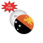 Flag_Papua New Guinea 1.75  Button (10 pack)