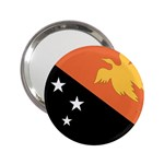 Flag_Papua New Guinea 2.25  Handbag Mirror