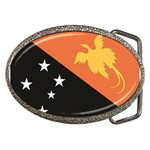 Flag_Papua New Guinea Belt Buckle