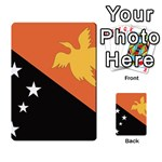 Flag_Papua New Guinea Multi-purpose Cards (Rectangle)
