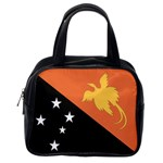 Flag_Papua New Guinea Classic Handbag (One Side)