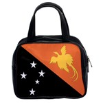 Flag_Papua New Guinea Classic Handbag (Two Sides)