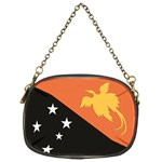 Flag_Papua New Guinea Chain Purse (One Side)