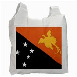 Flag_Papua New Guinea Recycle Bag (Two Side)