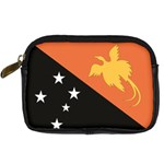 Flag_Papua New Guinea Digital Camera Leather Case