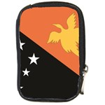 Flag_Papua New Guinea Compact Camera Leather Case