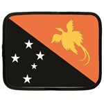 Flag_Papua New Guinea Netbook Case (XL)