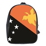 Flag_Papua New Guinea School Bag (Large)