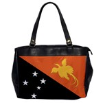 Flag_Papua New Guinea Oversize Office Handbag (One Side)